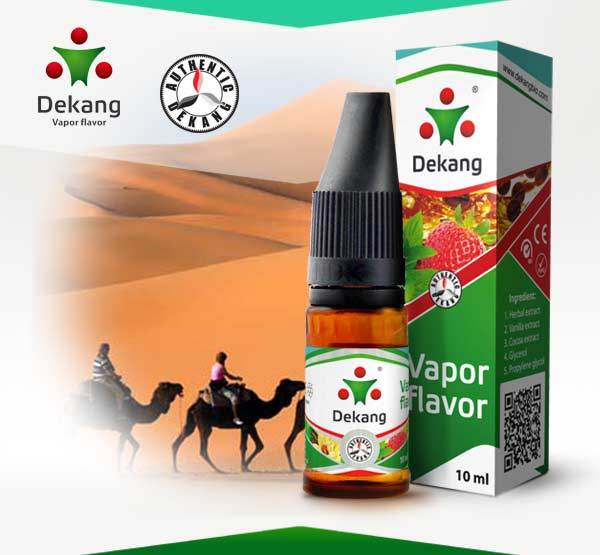 E-liquid Dekang Desert Ship 10ml / 3mg