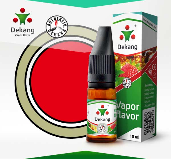 E-liquid Dekang Lucky colour 10ml / 18mg