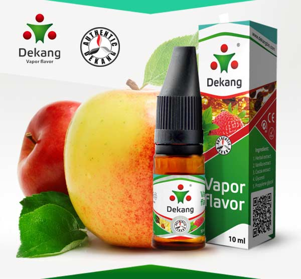 E-liquid Dekang Apple 10ml / 6mg
