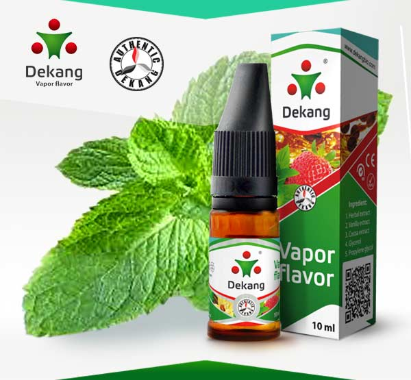 E-liquid Dekang Menthol 10ml / 6mg