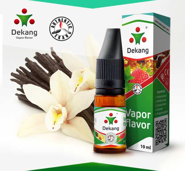 E-liquid Dekang Vanilla 10ml / 3mg