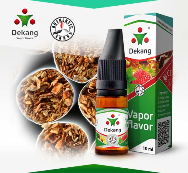 Dekang Could Range Clasic Tabacco 10ml / 3mg