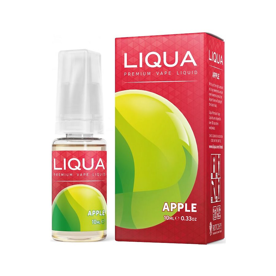 E-liquid Liqua APPLE 10ml / 0mg
