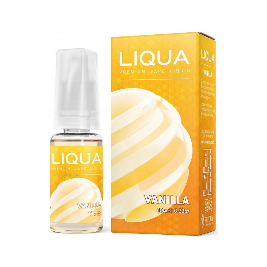 E-liquid Liqua Vanilla 10ml