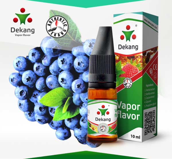 E-liquid Dekang Blueberry 10ml / 6mg