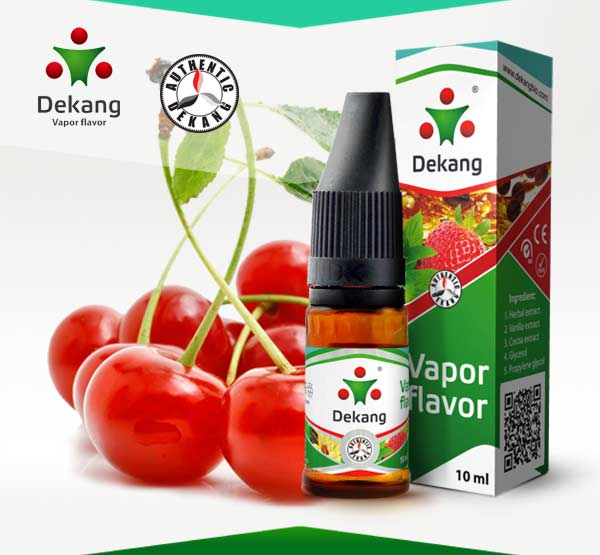 E-liquid Dekang Cherry 10ml / 6mg