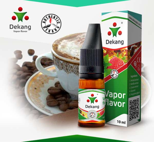 E-liquid Dekang Cappuccino 10ml / 6mg