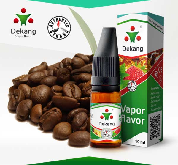 E-liquid Dekang Coffee 10ml / 6mg