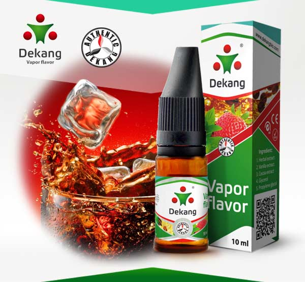 E-liquid Dekang Red Cola 10ml / 6mg