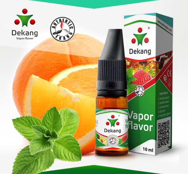 Dekang Could Range Icy Orange 10ml / 3mg